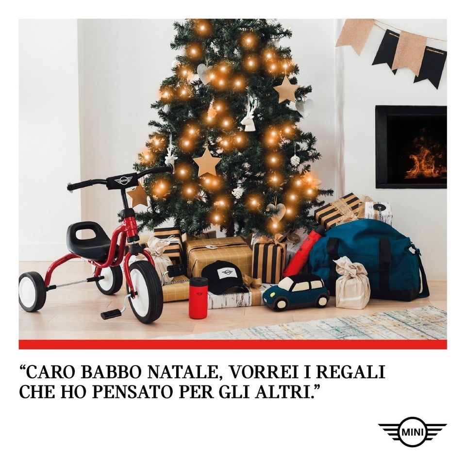 Natale Con I Regali MINI Collection