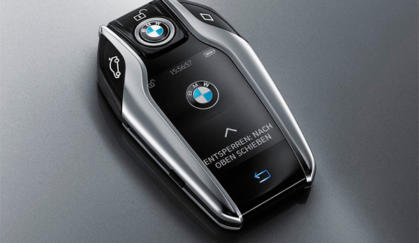 Chiave BMW Serie 7