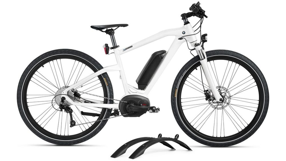 BMW Cruise E-Bike NBG III