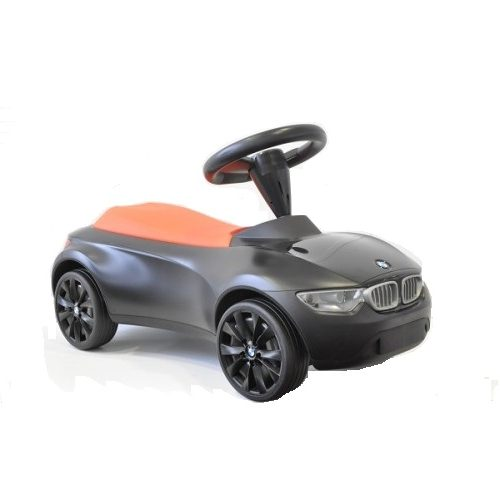 BMW Baby Racer Black/ Orange