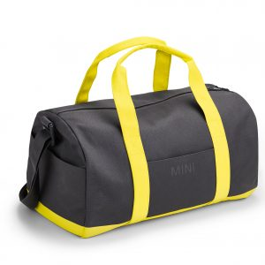 MINI Duffle Bag Grey/Lemon