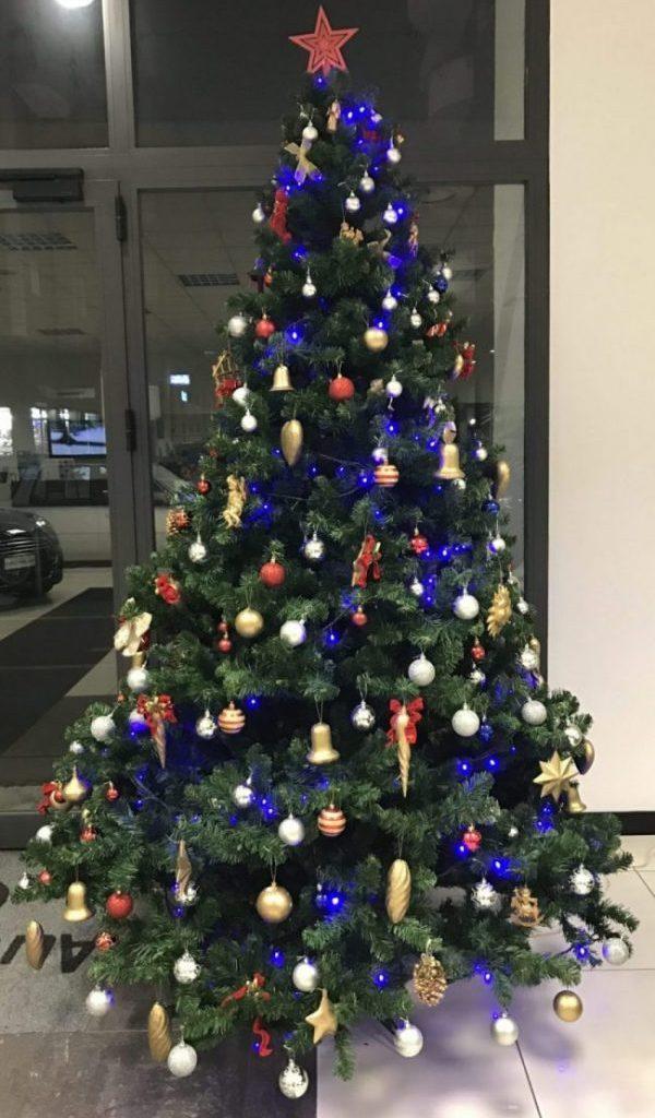 Buon Natale Da Tutti Noi A Tutti Voi !!!!!!