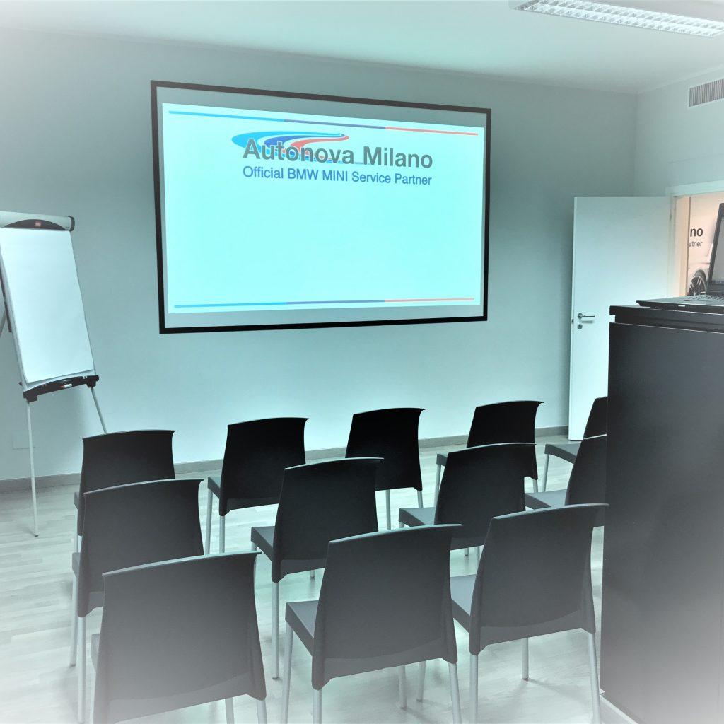 Inaugurazione Nuovi Spazi Ricreativi E Meeting, Autonova Milano