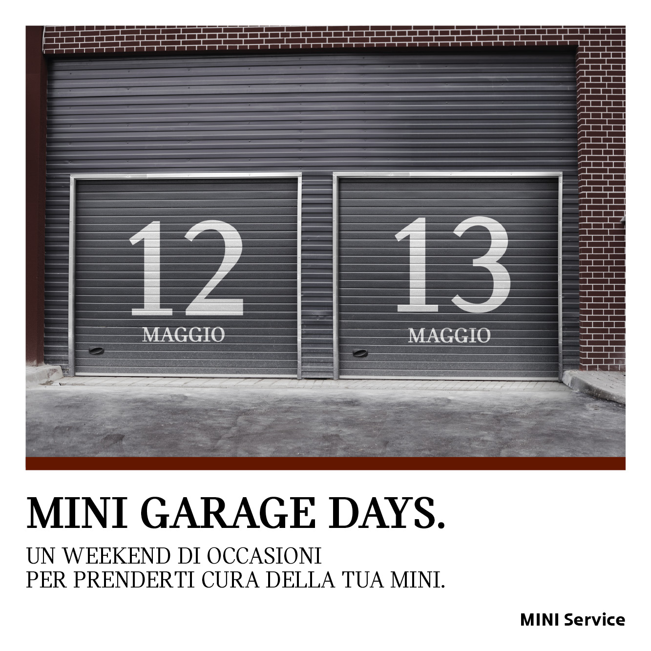 72883 MINI GARAGE DAYS Post FB