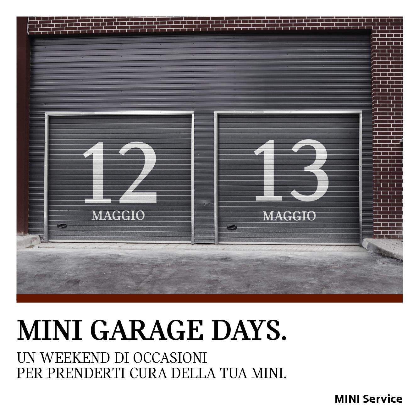 72883 MINI GARAGE DAYS Post FB