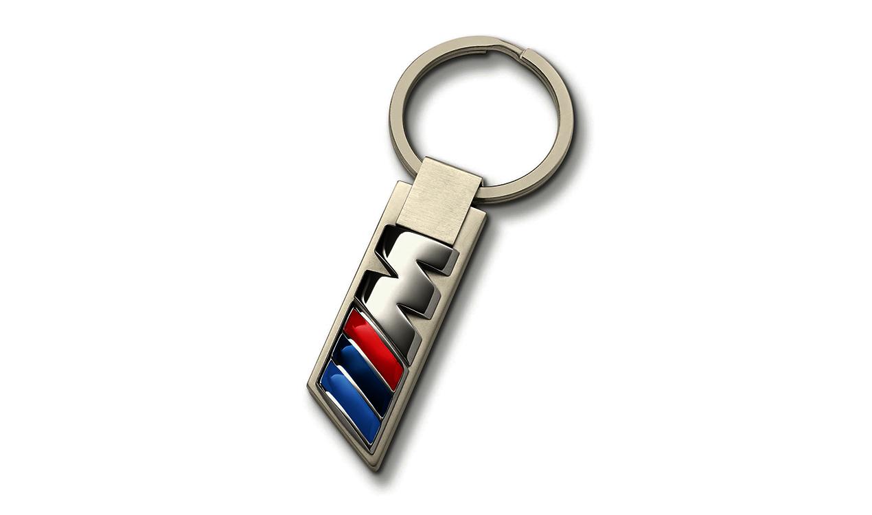 BMW M Portachiavi Con Logo