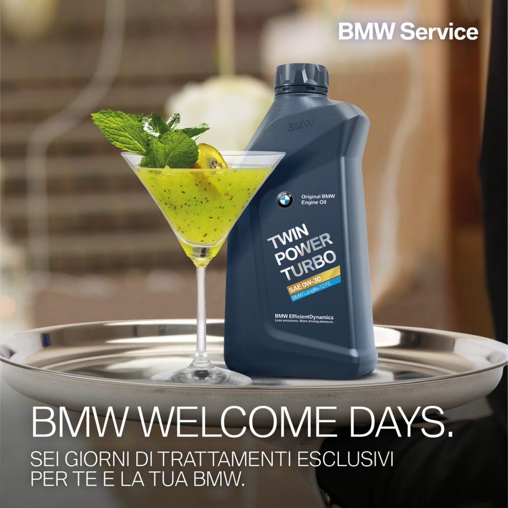 BMW Welcome Days 2019