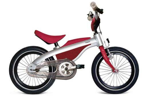 BMW Kidsbike Red