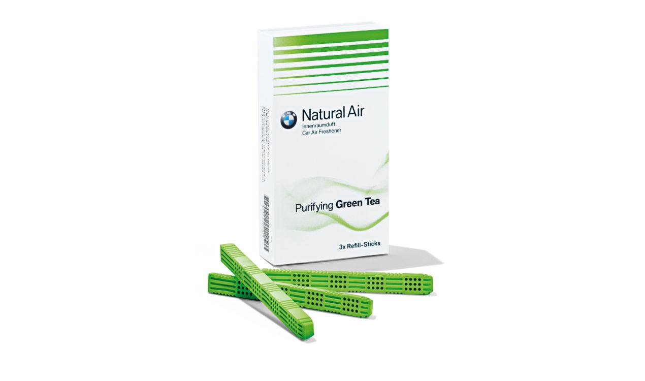 Refill Kit Deodorante Abitacolo Green Tea