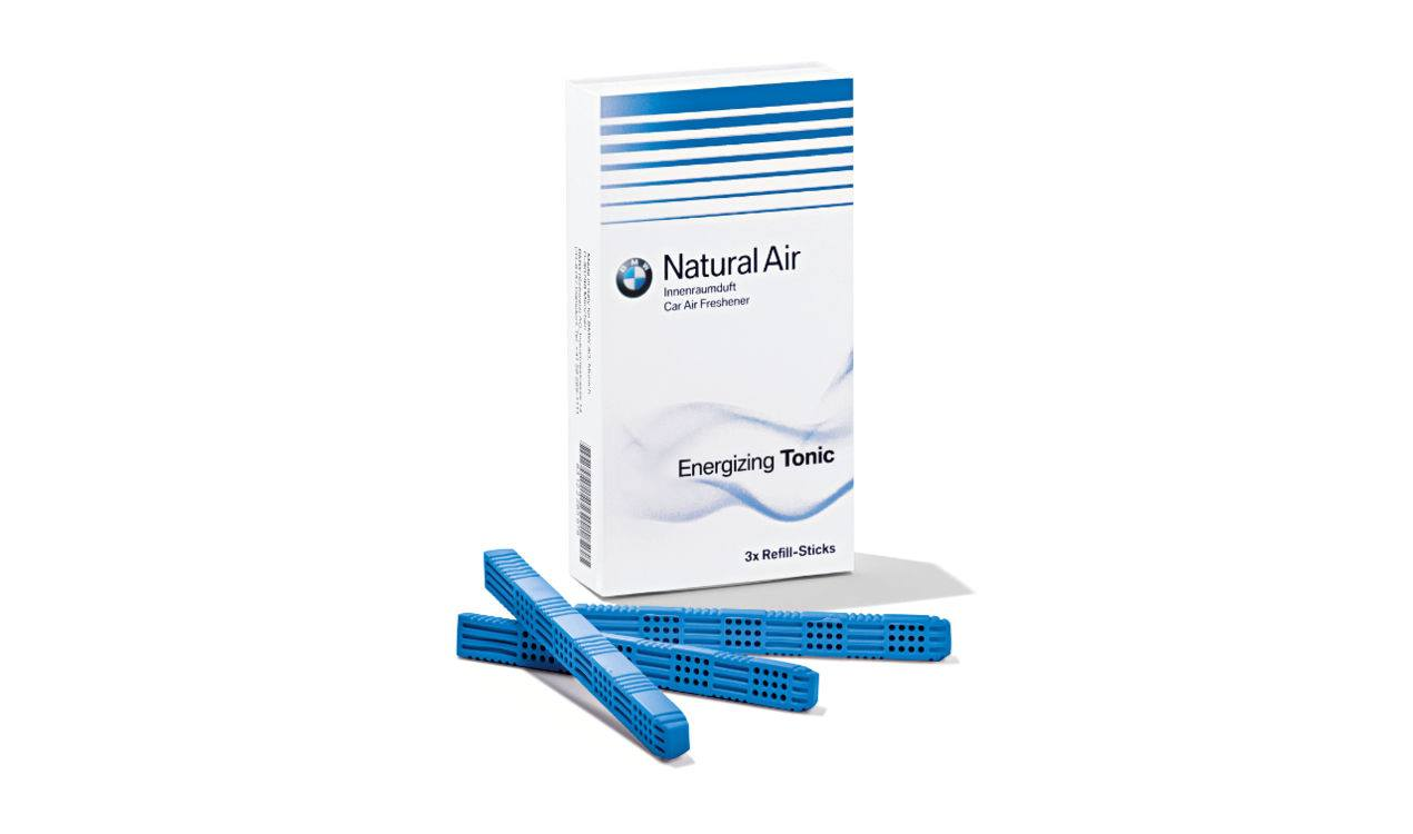 Refill Kit Deodorante Abitacolo Tonic