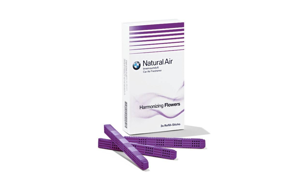 Refill Kit Deodorante Abitacolo Flowers