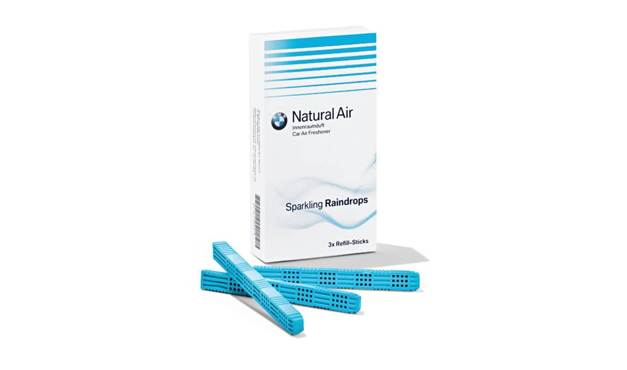 Refill Kit Deodorante Abitacolo Raindrops