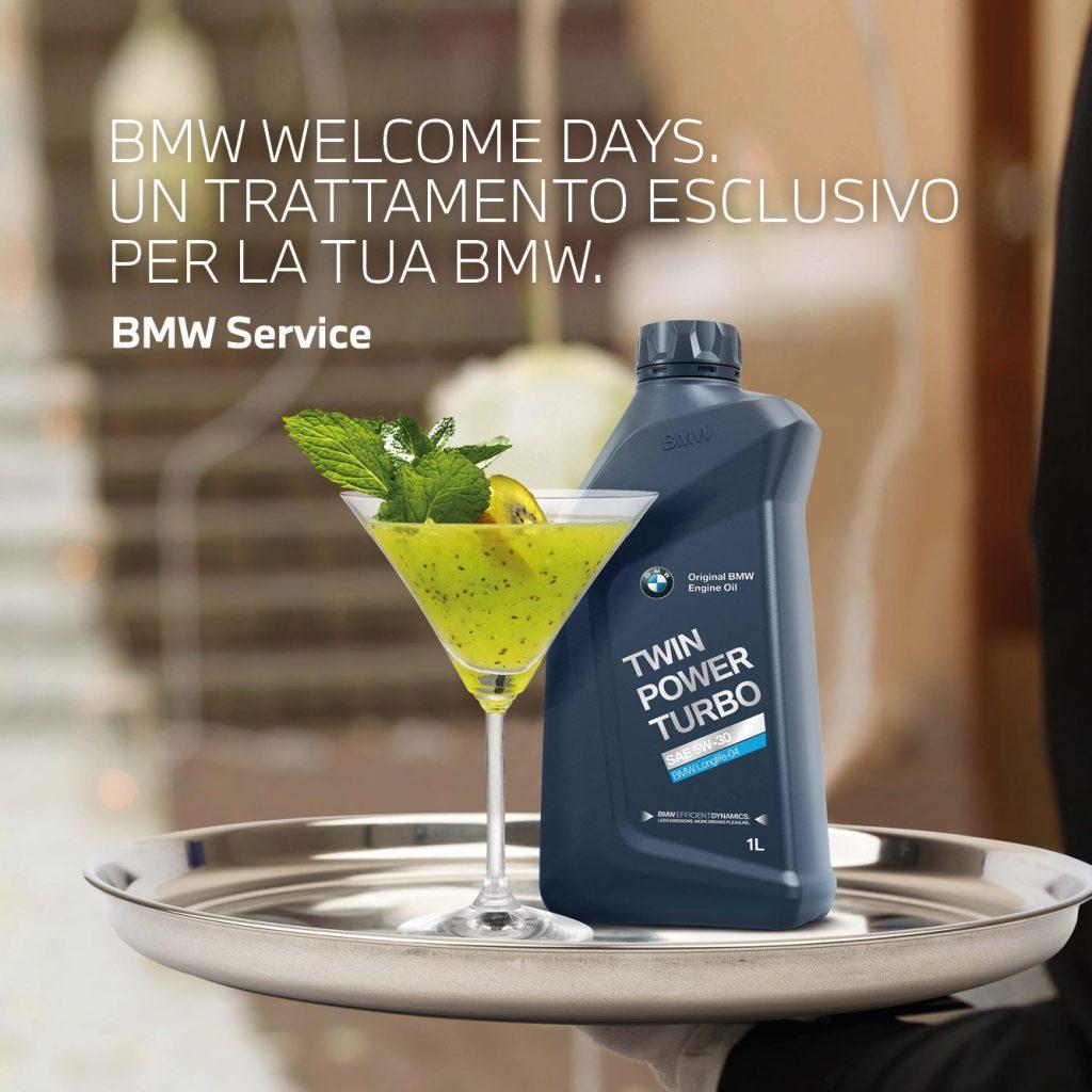 BMW Welcome Days  2020