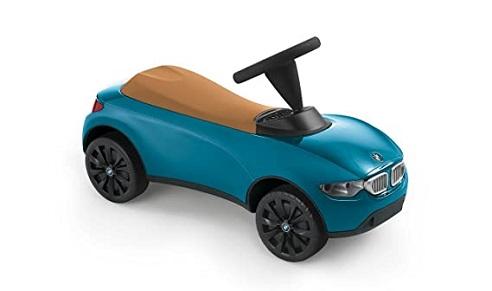 BMW Baby Racer Blue/ Caramel