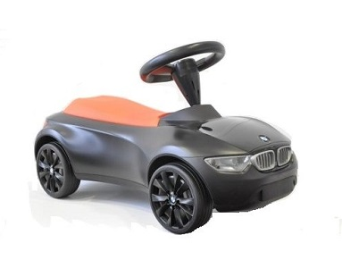 BMW Baby Racer Black/ Orange